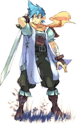 Personagem Ryu