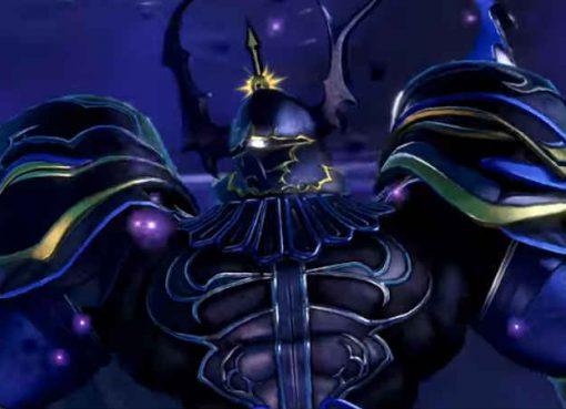 Golbez em Dissidia Final Fantasy