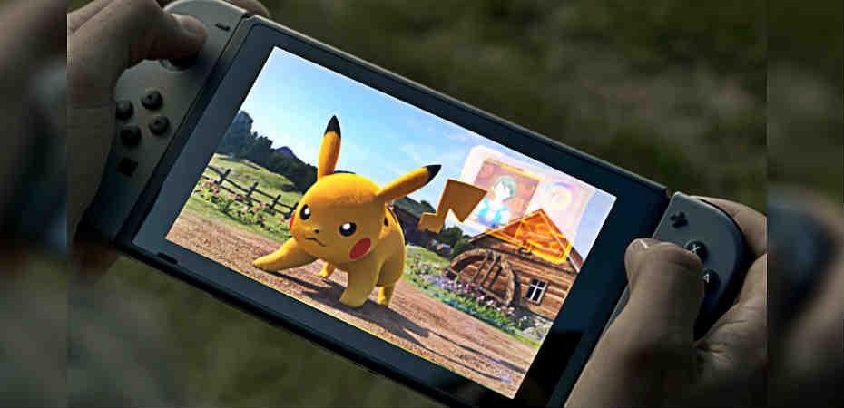Imagem de Pokkén Tournament no Switch