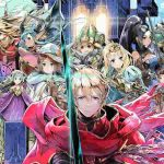 Arte de de Radiant Historia: Perfect Chronology