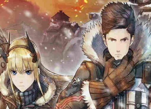 Arte de Valkyria Chronicles