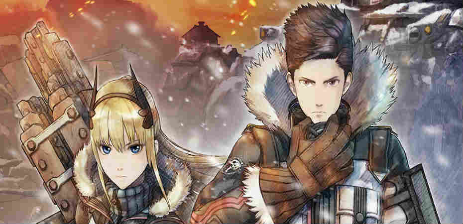 <i>Valkyria Chronicles 4</i> é anunciado para PS4, Switch e Xbox One