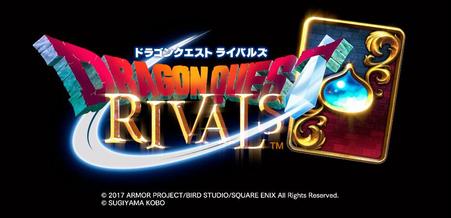 Logo de Dragon Quest Rivals
