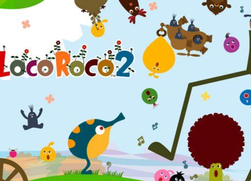Imagem da logo de LocoRoco 2 Remastered
