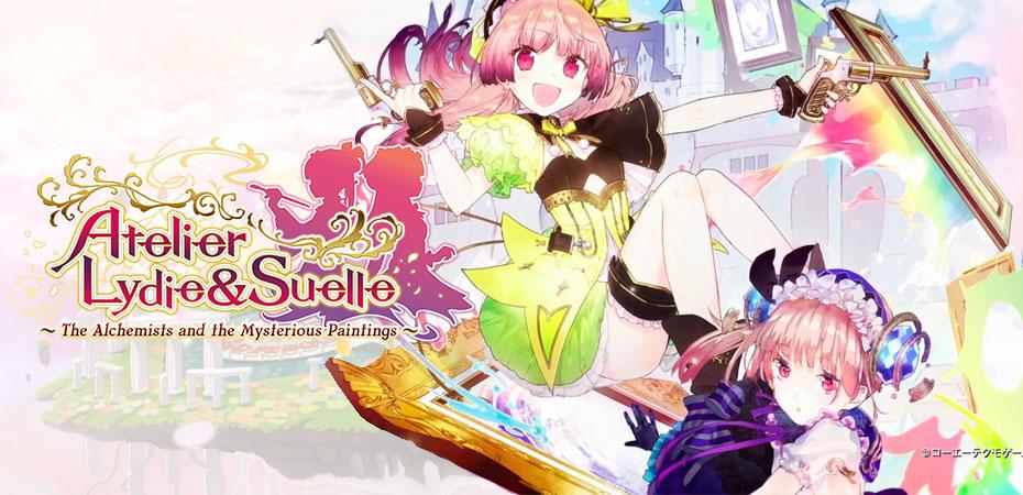Datas para o lançamento de <i>Atelier Lydie & Suelle</i> no ocidente são reveladas