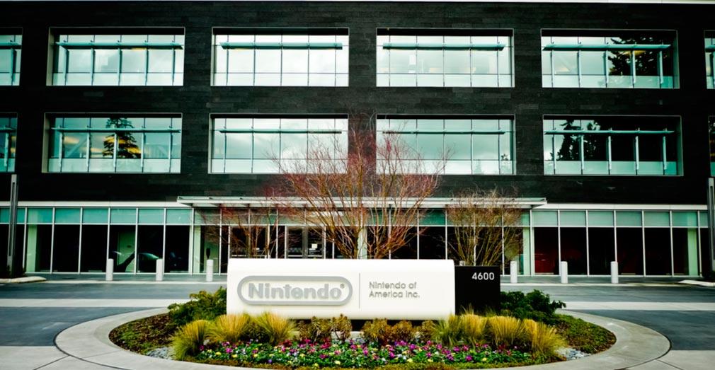 Imagem mostrando o prédio da Nintendo of America