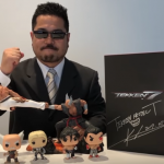 Katsuhiro Harada em vídeo para Brasil Game Show 2018