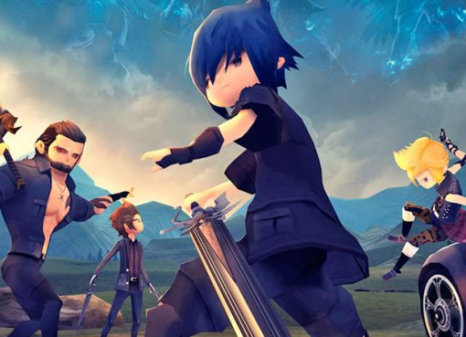 Personagens de Final Fantasy XV: Pocket Edition
