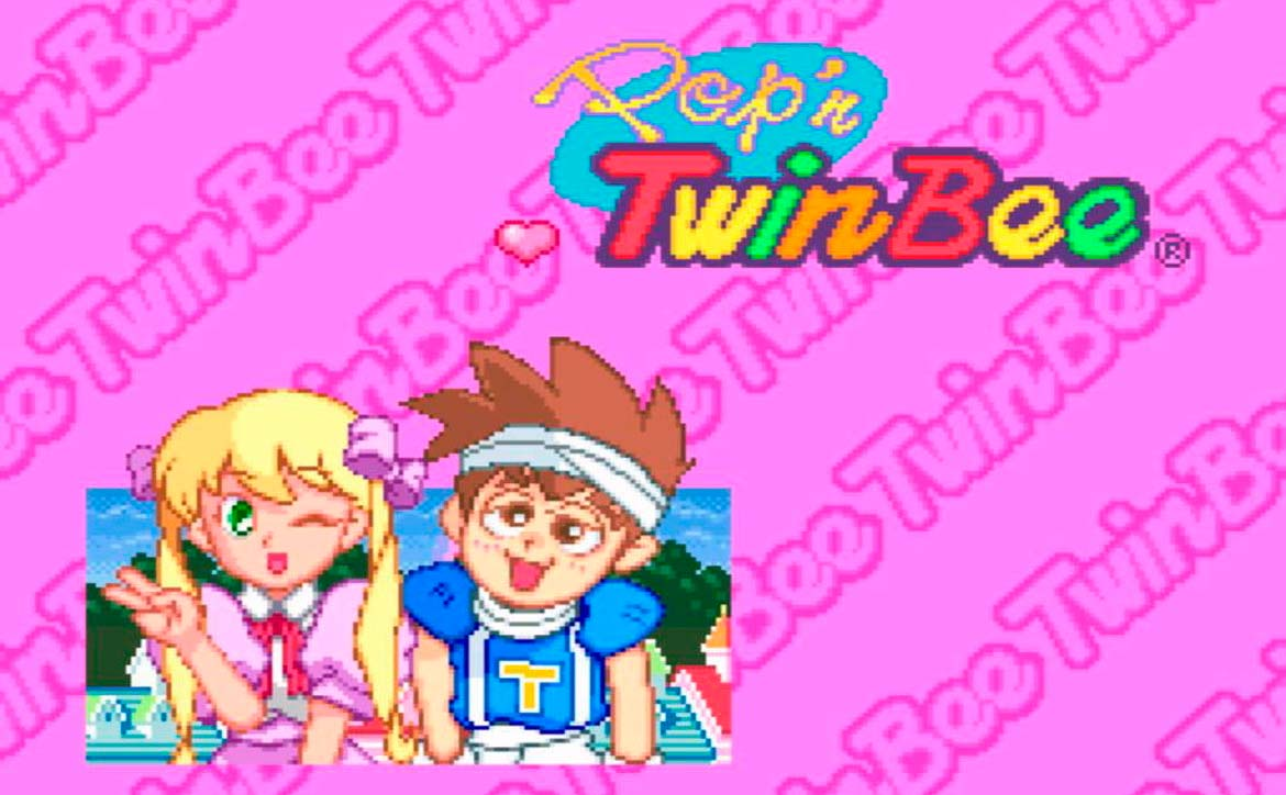 Madoka & Light, personagens de Pop'n TwinBee