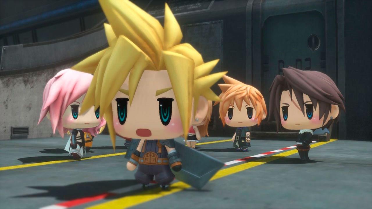 Personagens de World of Final Fantasy