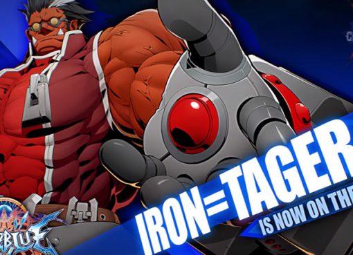BlazBlue Cross Tag Battle: Tager, Makoto, v-13 e Es!