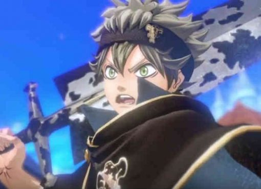 Imagem de Black Clover: Project Knight
