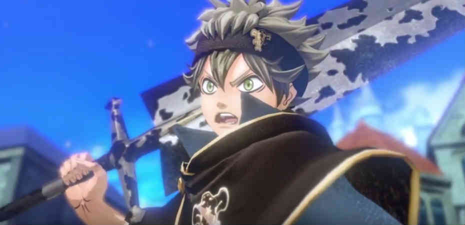 <i>Black Clover: Project Knights</i> é anunciado para PS4 e PC