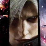 Arte da capa de Devil May Cry HD Collection