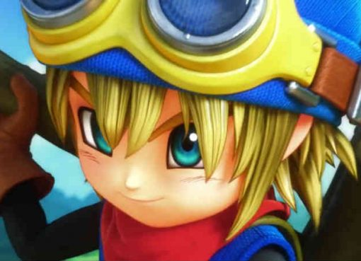 Protagonista de Dragon Quest Builders