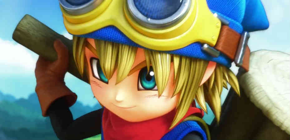 Protagonista de Dragon Quest Builders