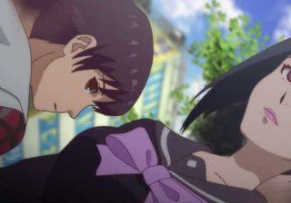 Imagem da abertura de Dx2 Shin Megami Tensei: Liberation