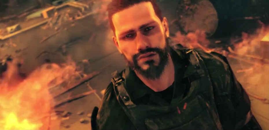 Imagem de Metal Gear Survive