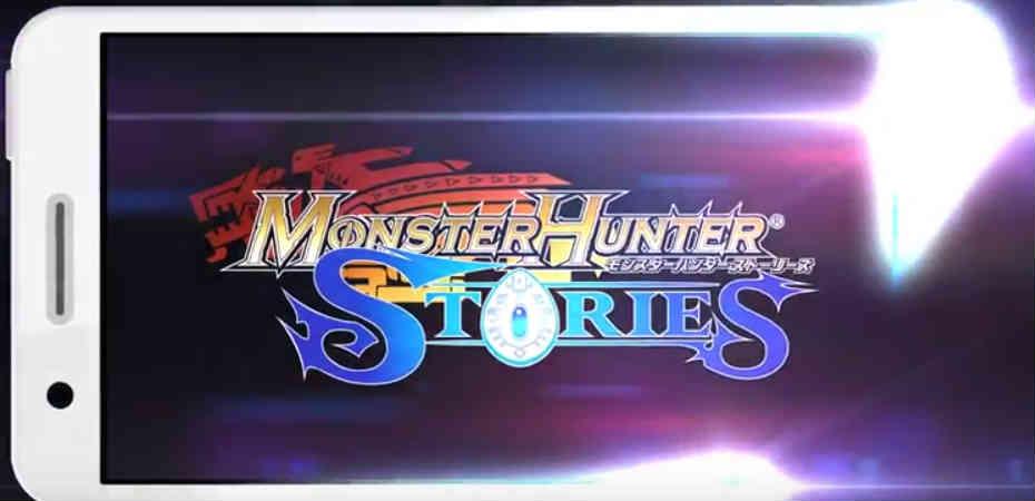 <i>Monster Hunter Stories</i> é lançado para dispositivos móveis