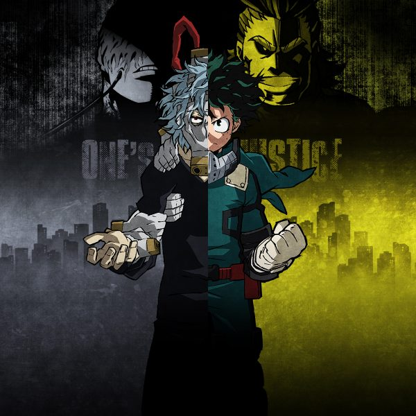 Arte de My Hero Academia: One's Justice