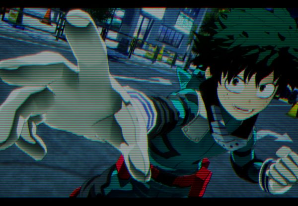 Captura de tela de My Hero Academia: One's Justice