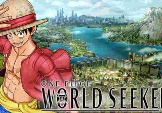 Arte de One Piece: World Seeker