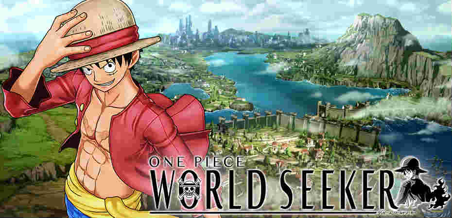 Arte de One Piece: World Seeker