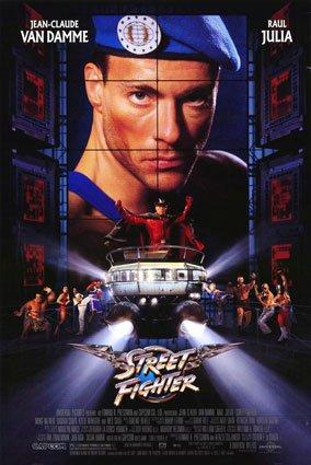 Poster do filme Street Fighter