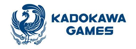 Logo da Kadokawa Games