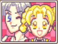 Personagem jogável de Panic in Nakayoshi World