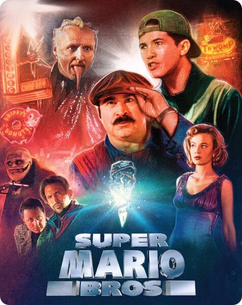 Cartaz do Filme Super Mario Bros