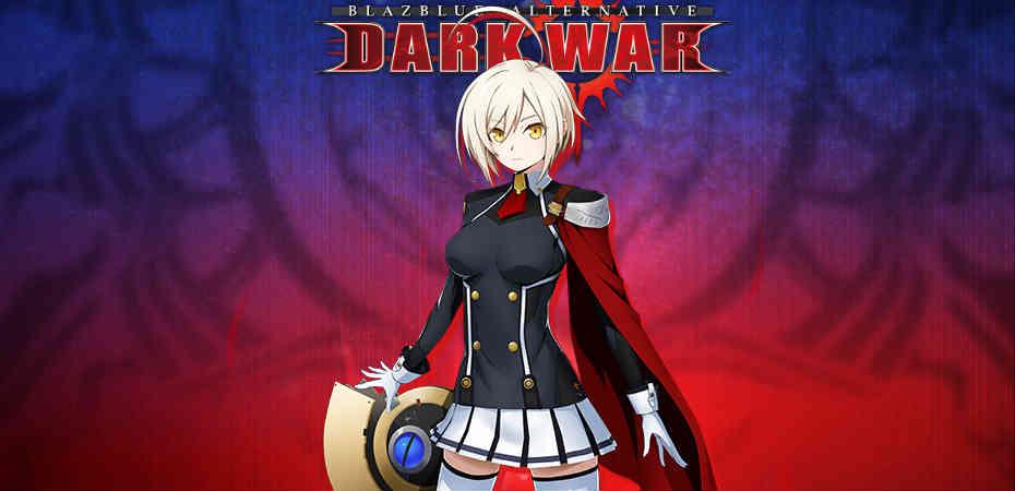 <i>BlazBlue Alternative: Dark War</i> chega em 2018 no Japão