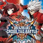 Logo e arte de BlazBlue Cross Tag Battle
