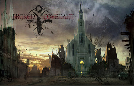 Arte conceitual de Silent Hill: Broken Covenant