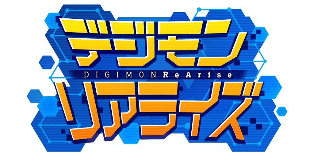 Logotipo de Digimon ReArise