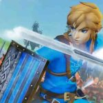 Link em Hyrule Warriors: Definitive Edition