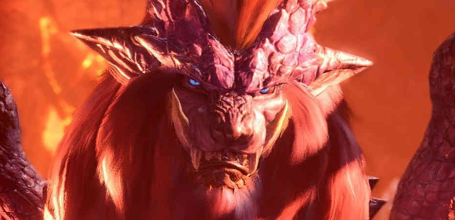Elder Dragon mostrado no novo trailer de Monster Hunter World