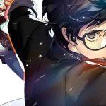 Arte de capa de Persona 5: Dancing Star Night