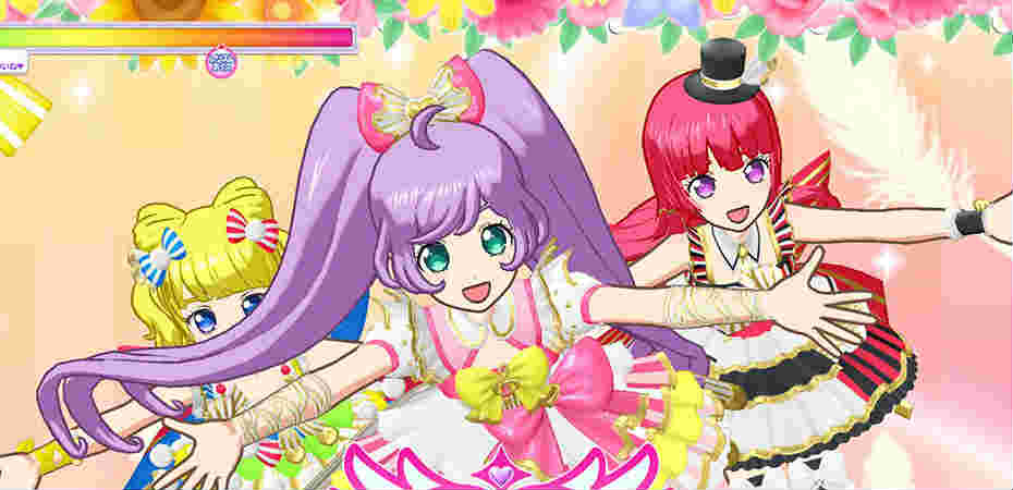 Captura de tela de PriPara: All Idol Perfect Stage