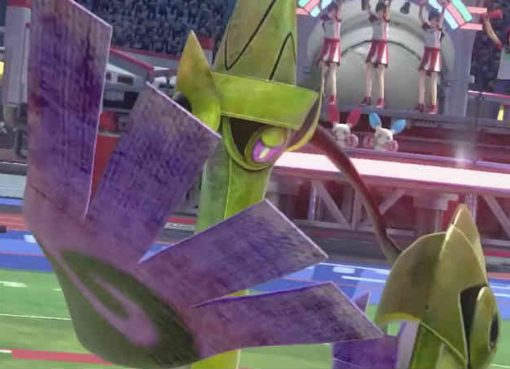 Aegislash em Pokkén Tournament DX