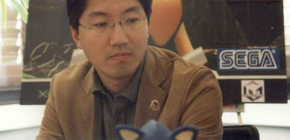 Yuji Naka, criador de <i>Sonic the Hedgehog</i>, se junta à Square Enix