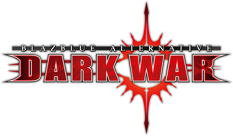 Logo de BlazBlue Alternative: Dark War