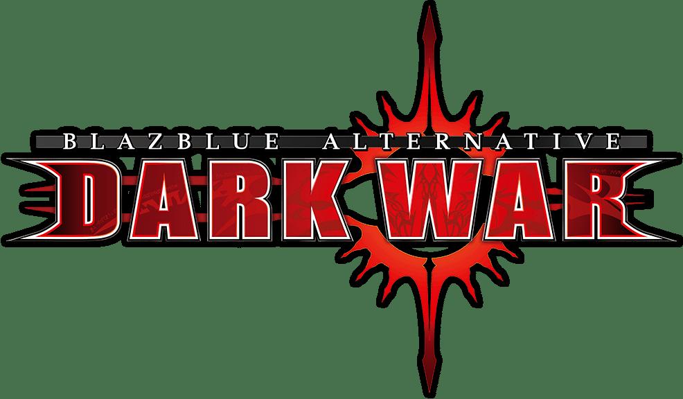 Logo de BlazBlue Alternative: Dark War