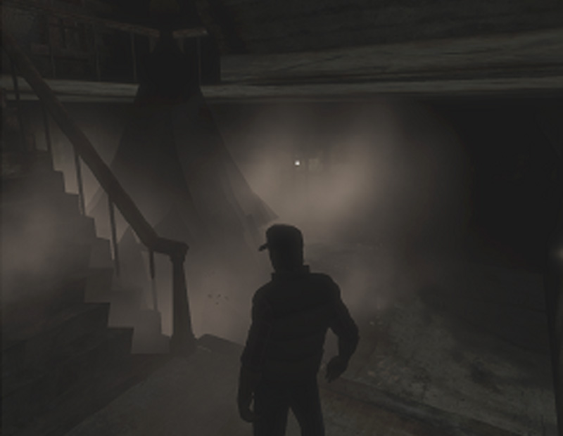 Captura de tela de Silent Hill: Broken Covenant
