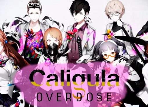 Personagens de Caligula Overdose