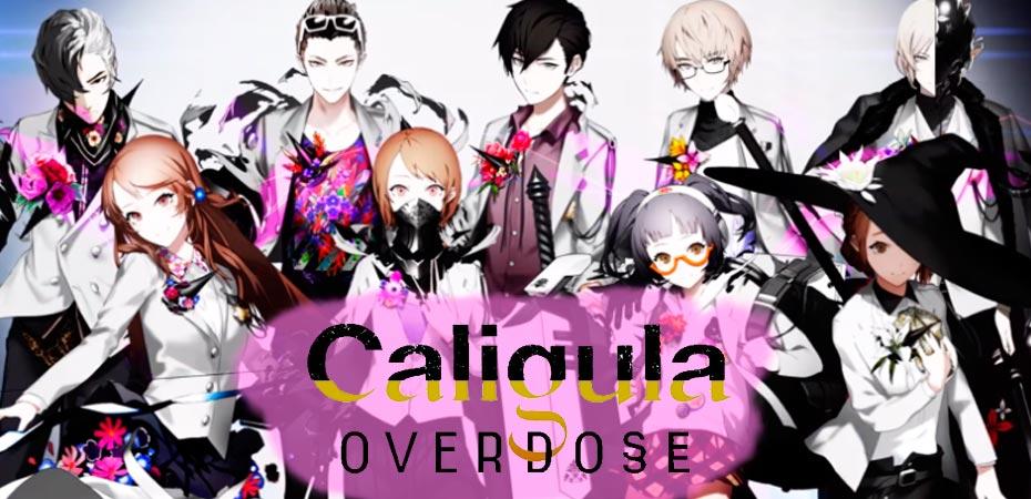 Personagens de Caligula Overdose