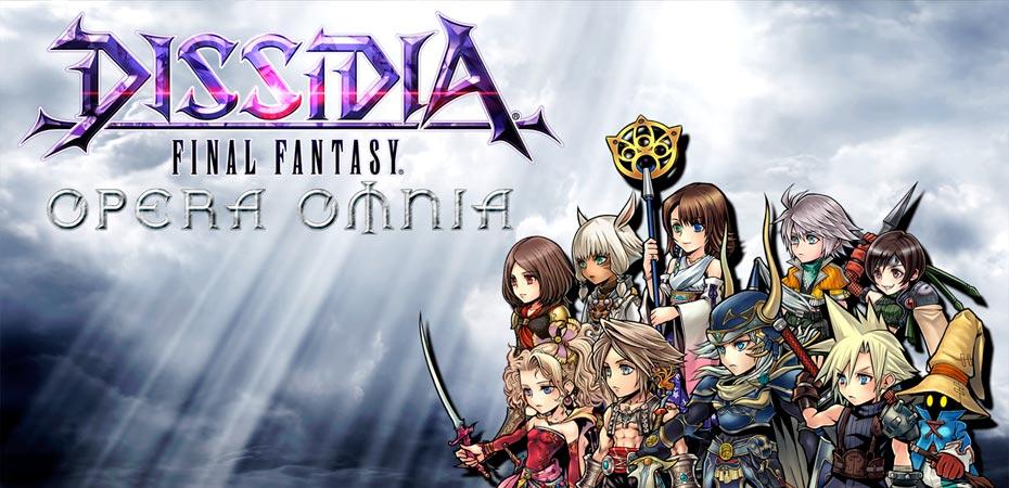 Jogo mobile <i>Dissidia Final Fantasy: Opera Omnia</i> é anunciado para o ocidente