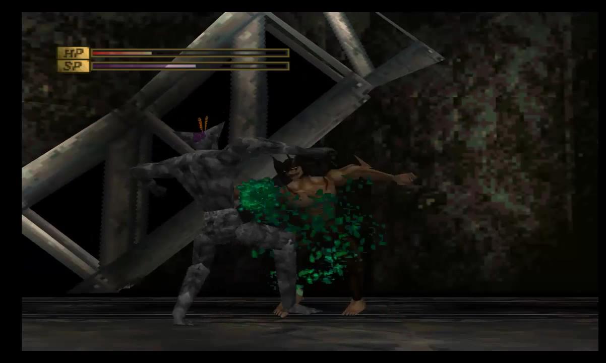 Imagem do jogo Devilman