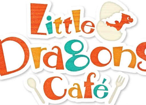 Logotipo de Little Dragons Café
