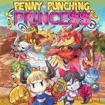 Arte e logo de Penny-Punching Princess
